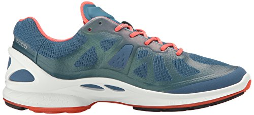 Shoes Biom Racer Oxford ECCO Fjuel Petrol Women's T0xURq