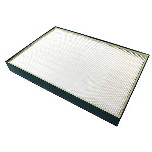 HQRP True HEPA Filter for Hunter Quietflo 30115, 30145, 30170, 30175, 30185Air Purifiers + HQRP Coaster ()