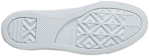 Egret Egret Collo Taylor Pure a Unisex Chuck Adulto Sneaker Converse all Alto Platinum Elfenbein Star x7FPRxwnq