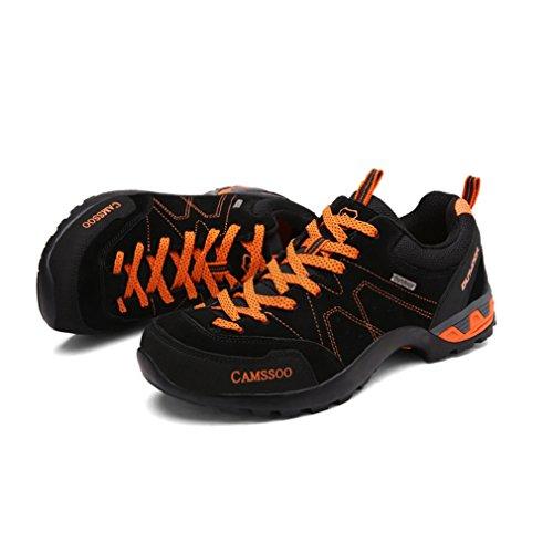 botas caño Unisex adulto de bajo XIGUAFR negro nAvCq8wwgx