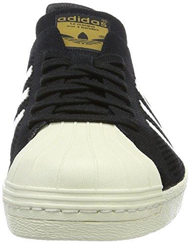 Zapatillas Superstar Adidas Adulto white black Prime Negro 80s Mesh Unisex rrtBnxUf