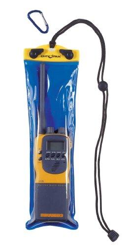 DRY PAK DP-412 VHF Radio Case (4-Inch x 12-Inch)