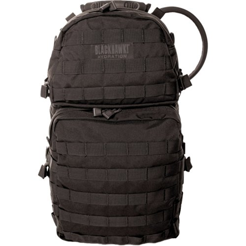 BLACKHAWK! S.T.R.I.K.E. Predator Hydration Pack - Black