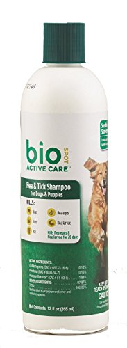 Bio Spot Puppy (Small, Dog Shampoo Kills Fleas, Ticks & Lice)