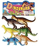 ROTLE DIFFERENT COLOR Dinosaurs (Set of 6)