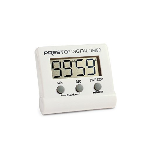 Presto 04213 Electronic Digital Timer