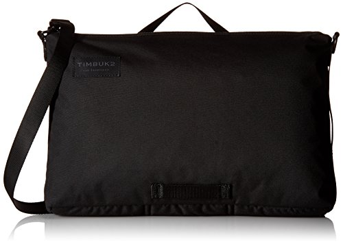 Timbuk2 Heist Briefcase, Jet Black, One Size