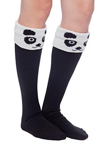 Panda Socks Kritters In The Mailbox Giant Panda Amp Red