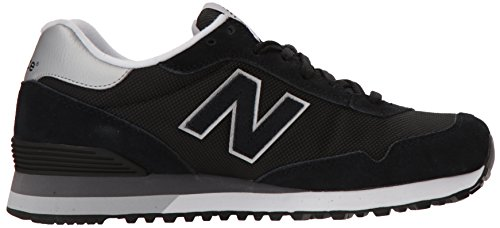 Mens Ml515v1 zwart Classics zilver Balance Schoenen New Modern vTOxw1q