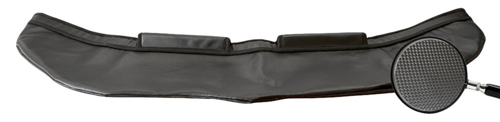 Autostyle 0168capó de carbono piedra Guard Cover, carbono 0168 CARBON