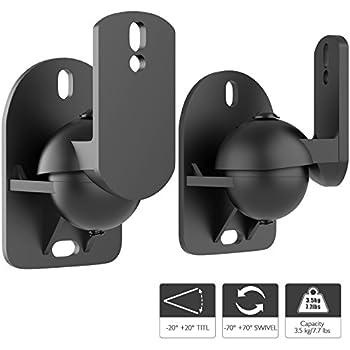 Amazon Com 1homefurnit Universal Satellite Speaker Wall
