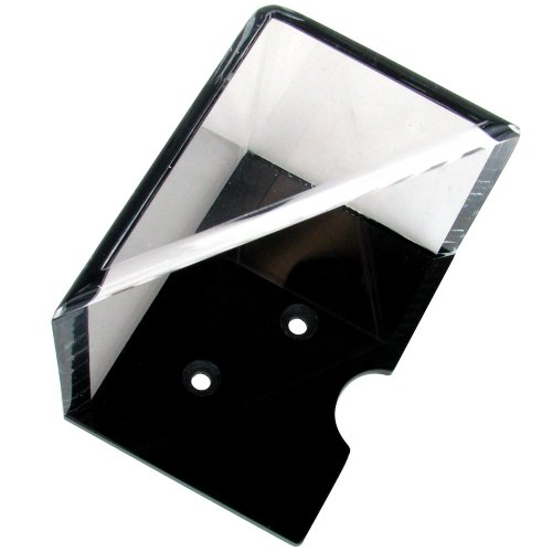 Discard Holder - Trademark Global 4-Deck Professional Grade Acrylic Discard Holder with Top, Clear