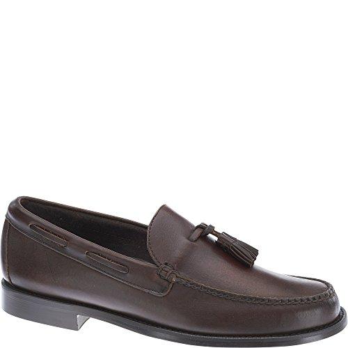 Sebago Men's Heritage Loafers with Tassel Brown Oiled Waxy Leather zxcA1jXj0