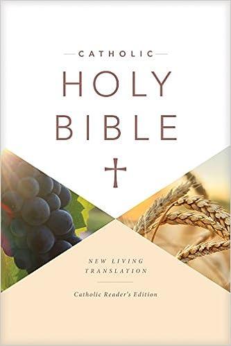 Catholic Holy Bible Reader's Edition (Hardcover): Tyndale