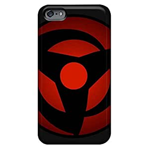 iphone 6 Fashion phone carrying cover skin Snap On Hard Cases Covers Shatterproof vector naruto shippuden sharingan
