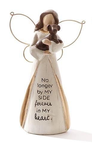 Memorial Collection Pet Sentiment Angel (Dog) - Dog Angel Figurine