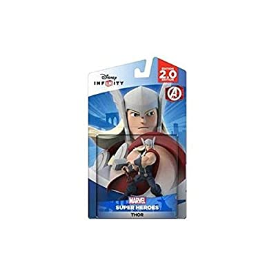 Disney Infinity: Marvel Super Heroes (2.0 Edition) Thor Figure - Not Machine Specific (Renewed)