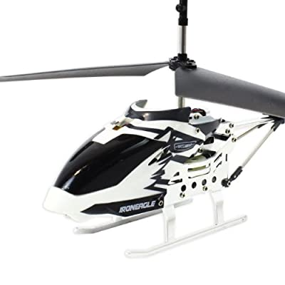 My Funky Planet My Web Rc Micro Ir Metal Iron Eagle Helicopter from My Funky Planet