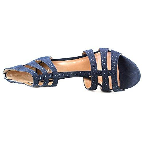 Style & Co. Frauen Ulani Offener Zeh Anlass T-Strap Sandalen Ink