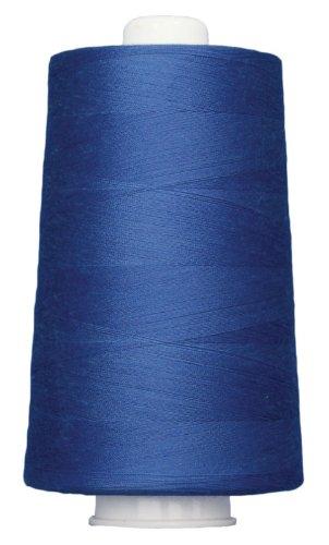Superior Threads OMNI Thread Tex 30/40 wt. Machine Sewing Thread 6000 yds Cone; 3170 Bright Periwinkle ()