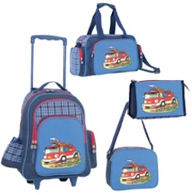 Kinder-Reise - Trolley - Set 4-teilig