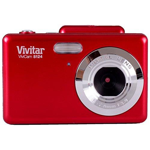 """Vivitar 16.1mp Camera + 2.4"""" tft Panel, Colors/Styles May Va"""