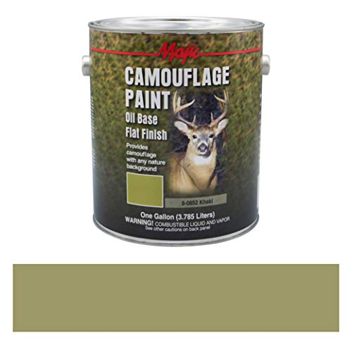 Majic Paints 8-60852-1 Camouflage Paint, 1-Gallon, ()