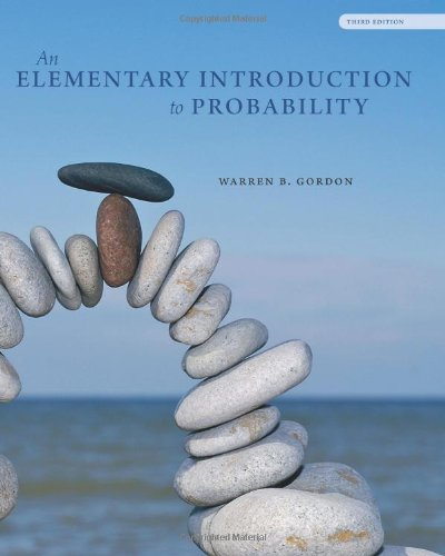 An Elementary Introduction to Probability - Second Edition