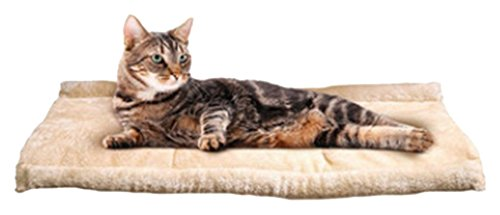 CoscosX 2-in-1 Tube Cat Mat And Bed Heated, Pet (K-mat Ultra Kitchen Mat)