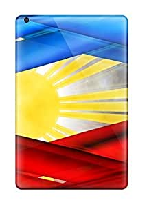 First-class Case Cover For Ipad Mini/mini 2 Dual Protection Cover Filipinos Colors