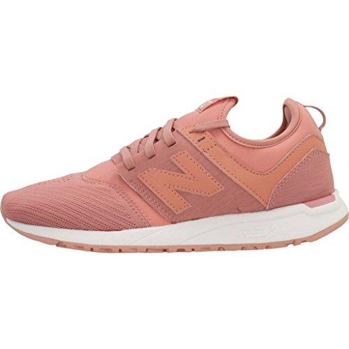 Nieuw Evenwicht 247 Damen Sneaker Roze Roze