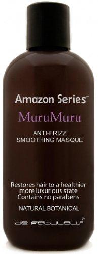 MuruMuru Anti Frizz Smoothing enriched healthier