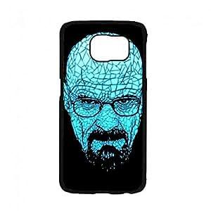 Breaking Bad Premium teléfono celular Funda/teléfono Funda,American TV Series Breaking Bad Case Cover,Breaking Bad Walter White Cover Samsung Galaxy S7 Protective Skin