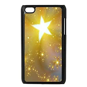 UNI-BEE PHONE CASE FOR IPod Touch 4th -Bright Stars-CASE-STYLE 1
