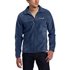 Columbia Men's Big Steens Mountain Full Zip 2.0 Fleece Jacket