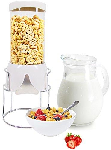 Cereal Dispenser Countertop Container Breakfast