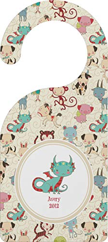 YouCustomizeIt Chinese Zodiac Door Hanger (Personalized) ()