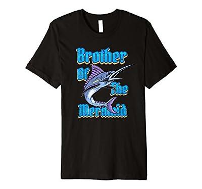 Mermaid Brother Shirt
