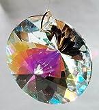 40mm Aurora Borealis Crystal Prism SunCatcher