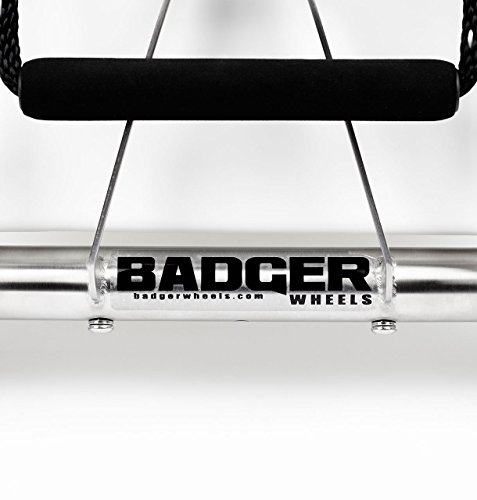 Badger Wheels - Single Axle for Yeti Tundra 35-160 by Badger Wheels (Image #4)