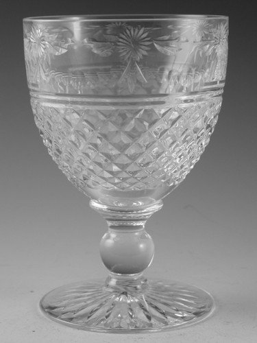 Stuart Crystal BEACONSFIELD Water Glass 5
