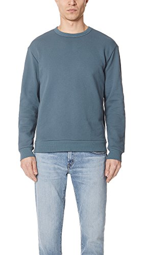 J Brand Men's Aquarii Sweatshirt, Bentonite, X-Large by J Brand Jeans