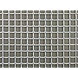 トリカルネット プラスチックネット CLV-NR-21 ナチュラル(半透明色) 大きさ:幅1000mm×長さ1m 切り売り