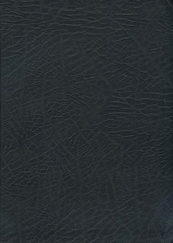 NKJV, The MacArthur Study Bible, Large Print, Bonded Leather, Black, Thumb Indexed: Holy Bible, New King James Version