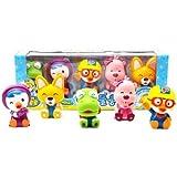 Pororo & Friends Bath Toy (5pcs)
