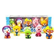 Pororo & Friends Bath Toy (5pcs)