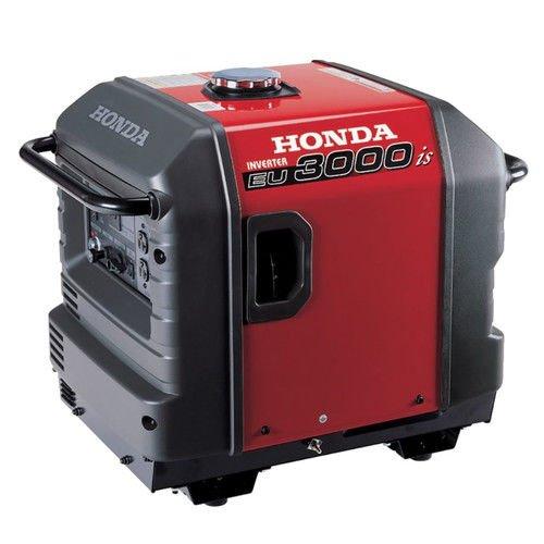 Honda Power Equipment EU3000IS1A 3,000W Portable Generator CARB, (Honda Power Equipment)