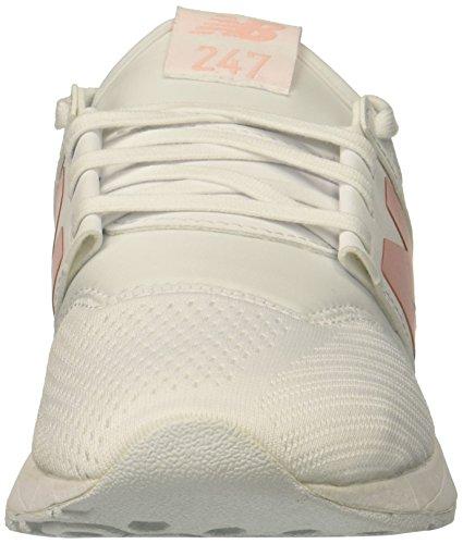 Sneaker White 247v1 Women's Balance New pink gxwZaEq