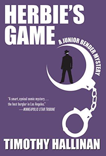 Herbie's Game (A Junior Bender Mystery Book 4) ()