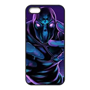 Dota 2 Enigma Suschestvo Art iphone 5 5S Cell Phone Case Black Phone Accessories JV149084